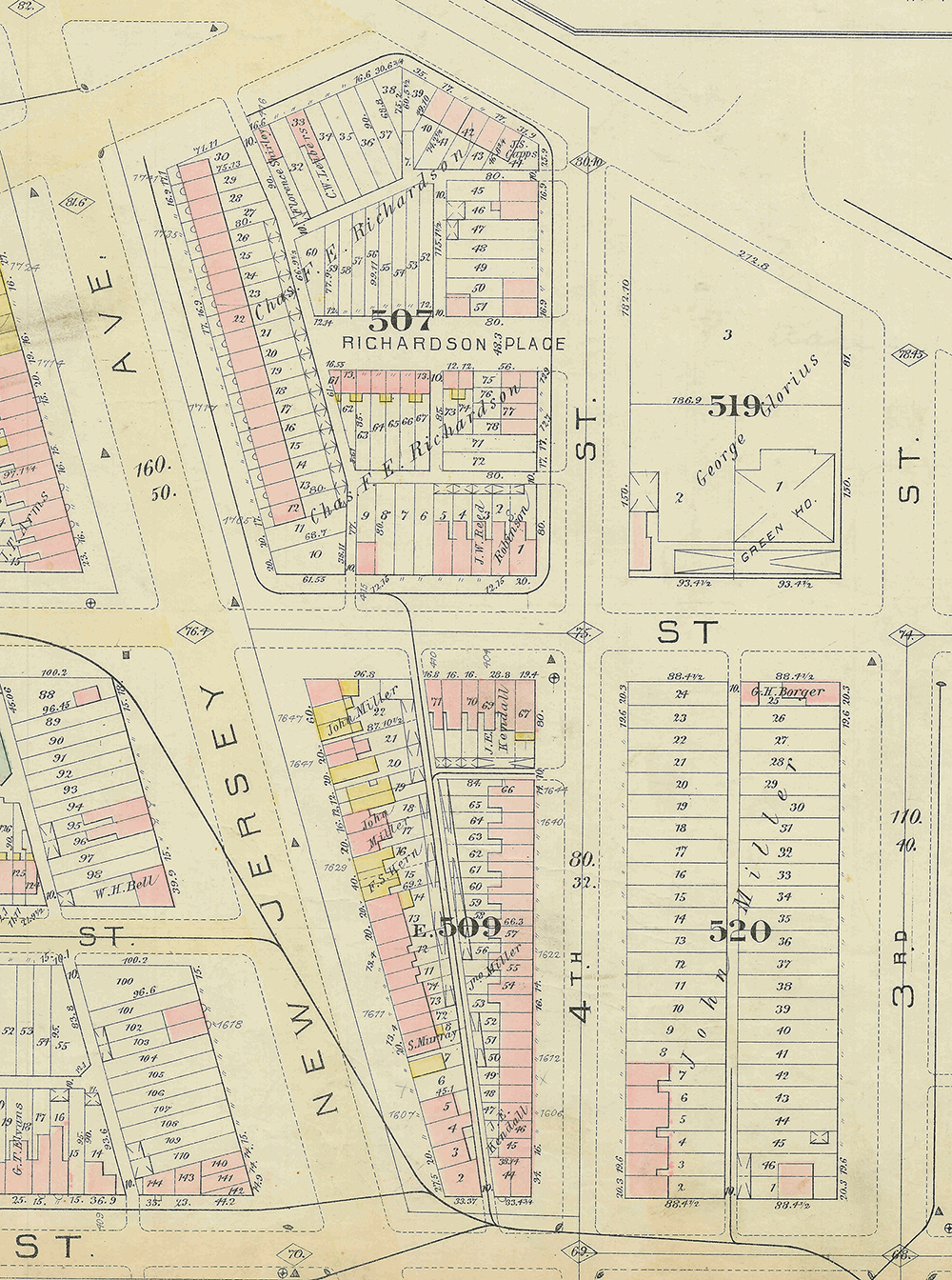 Who Are My Neighbors Map Discovering Your Neighborhood | National Archives Who Are My Neighbors Map