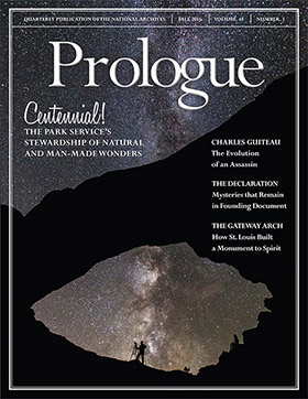 Fall 2016 Prologue cover