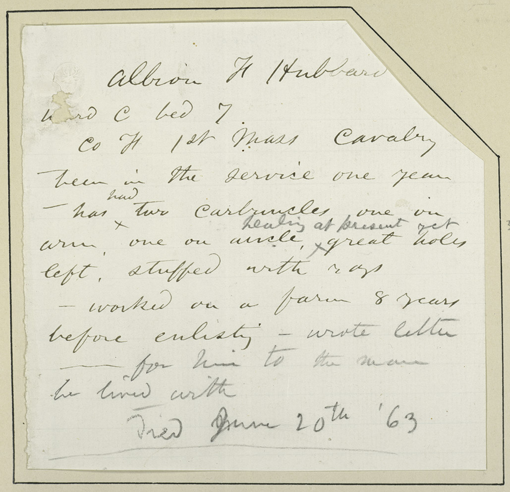 Written By Walt Whitman A Friend National Archives