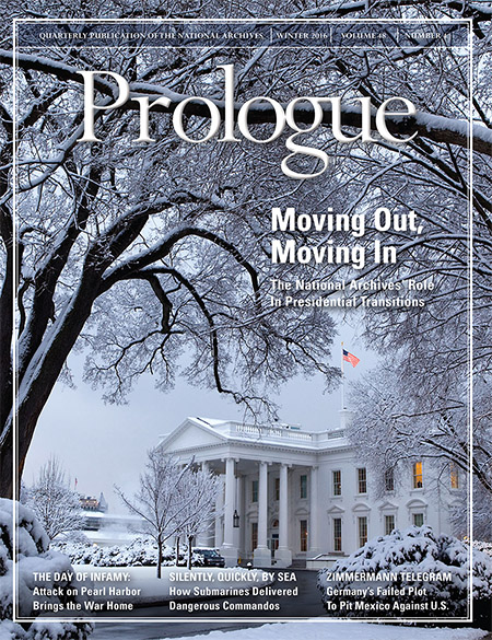 Winter 2016 Prologue cover