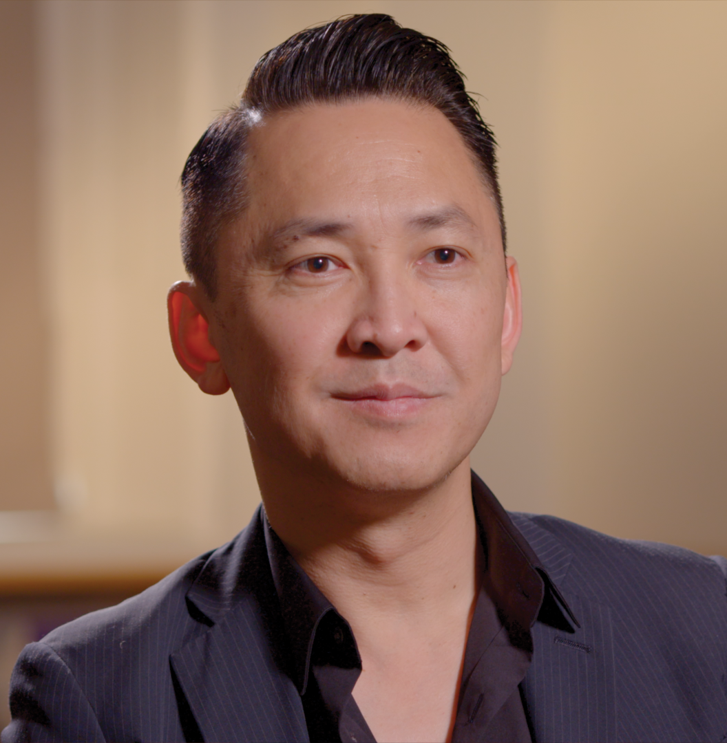 Viet Thanh Nguyen, an author and professor at the University of Southern California, shares memories of his family's escape from Saigon in 1975. (Zack Gross)