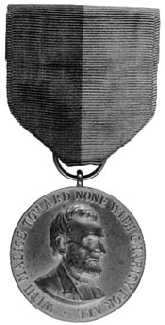 Civil War Campaign Medal
