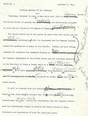 Draft No. 1, Page 1