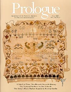 Fall 2002 Prologue Cover