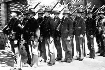 Marines in Peking
