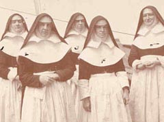 5 Sisters of Mercy