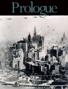 Summer 2000 Prologue cover