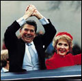 Reagan Inaguration