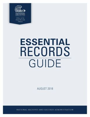 Cover Image of Essential Records Guide