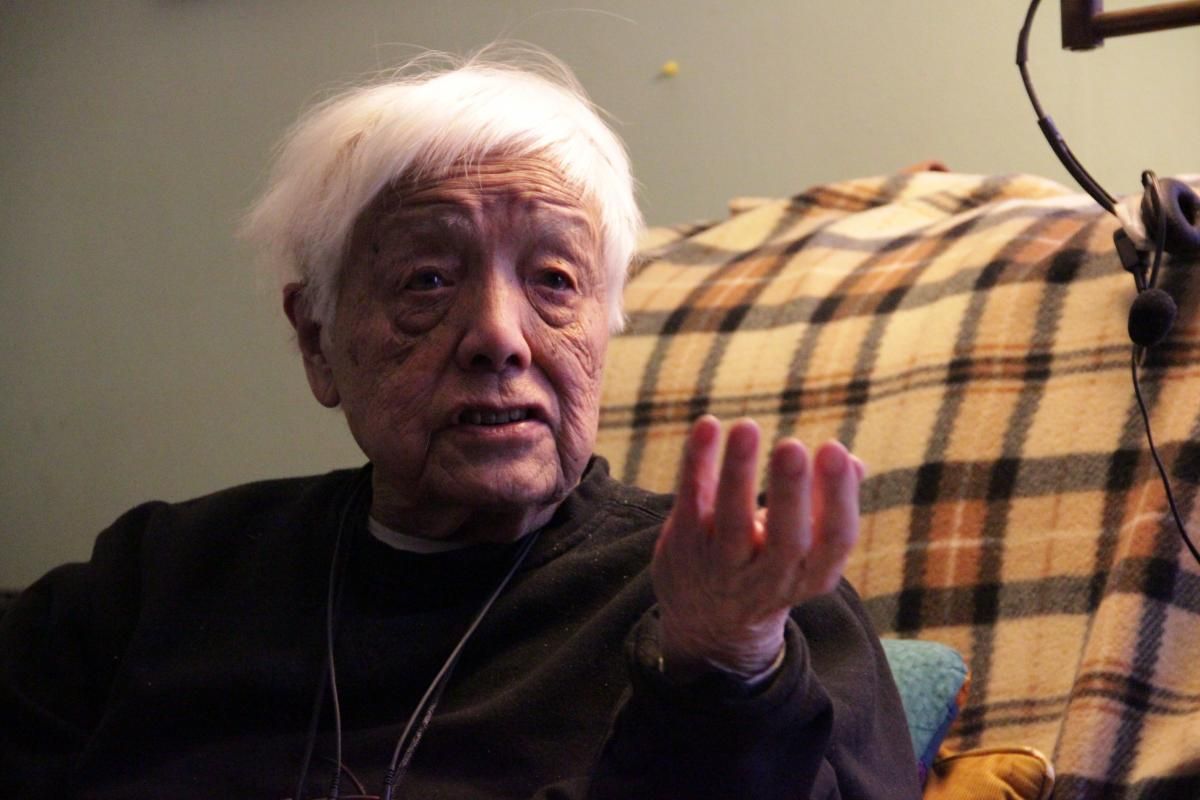 Grace Lee Boggs, 2015