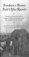 Brochure on the Freedmen's Bureau records at NARA