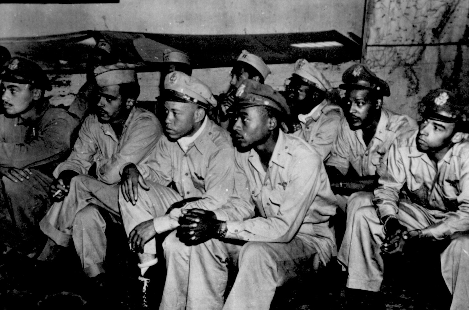 Pictures Of African Americans During World War Ii