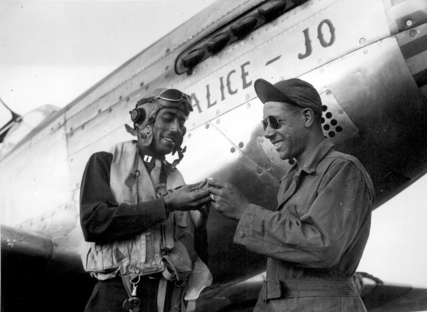 Pictures of African Americans During World War II | National Archives