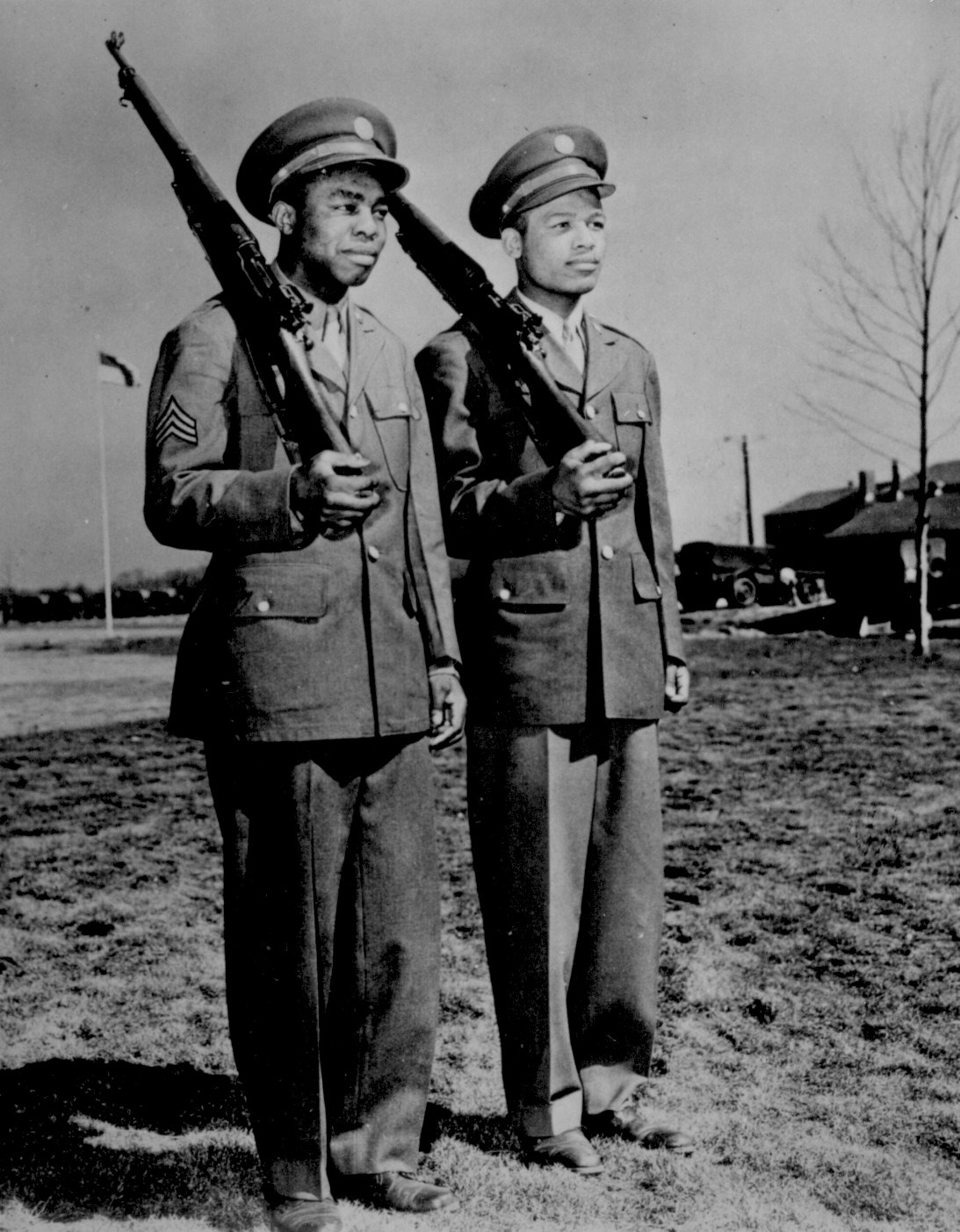 Pictures of African Americans During World War II | National
