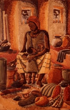 Contemporary African Artwork