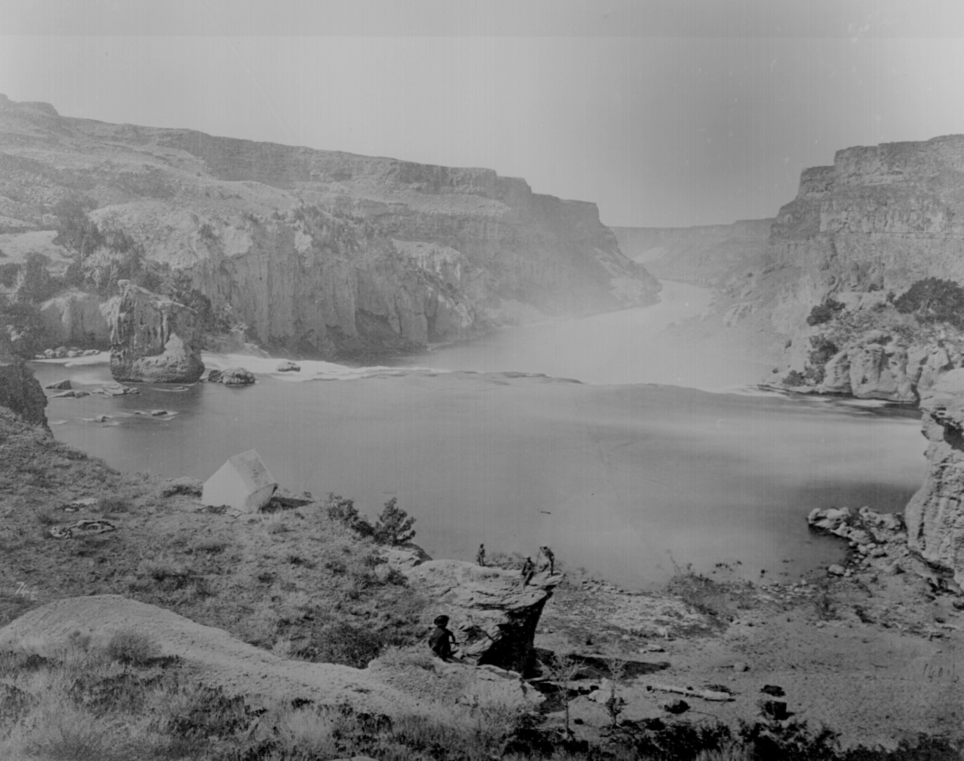 American West Photographs National Archives Expedition E6681 Rose Gold Black Surveys And Expeditions