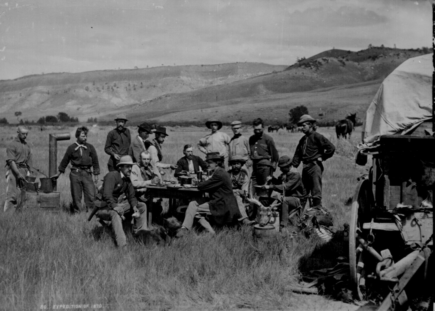 American West Photographs National Archives