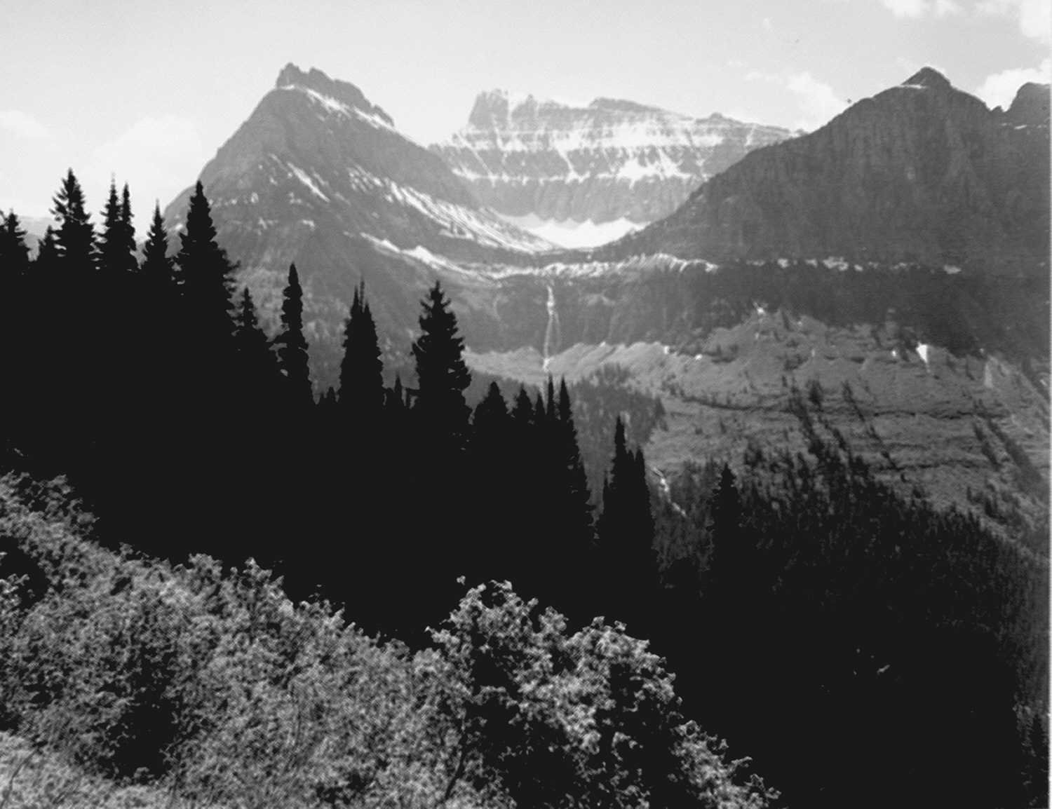 Image result for mountains black and white photography tumblr