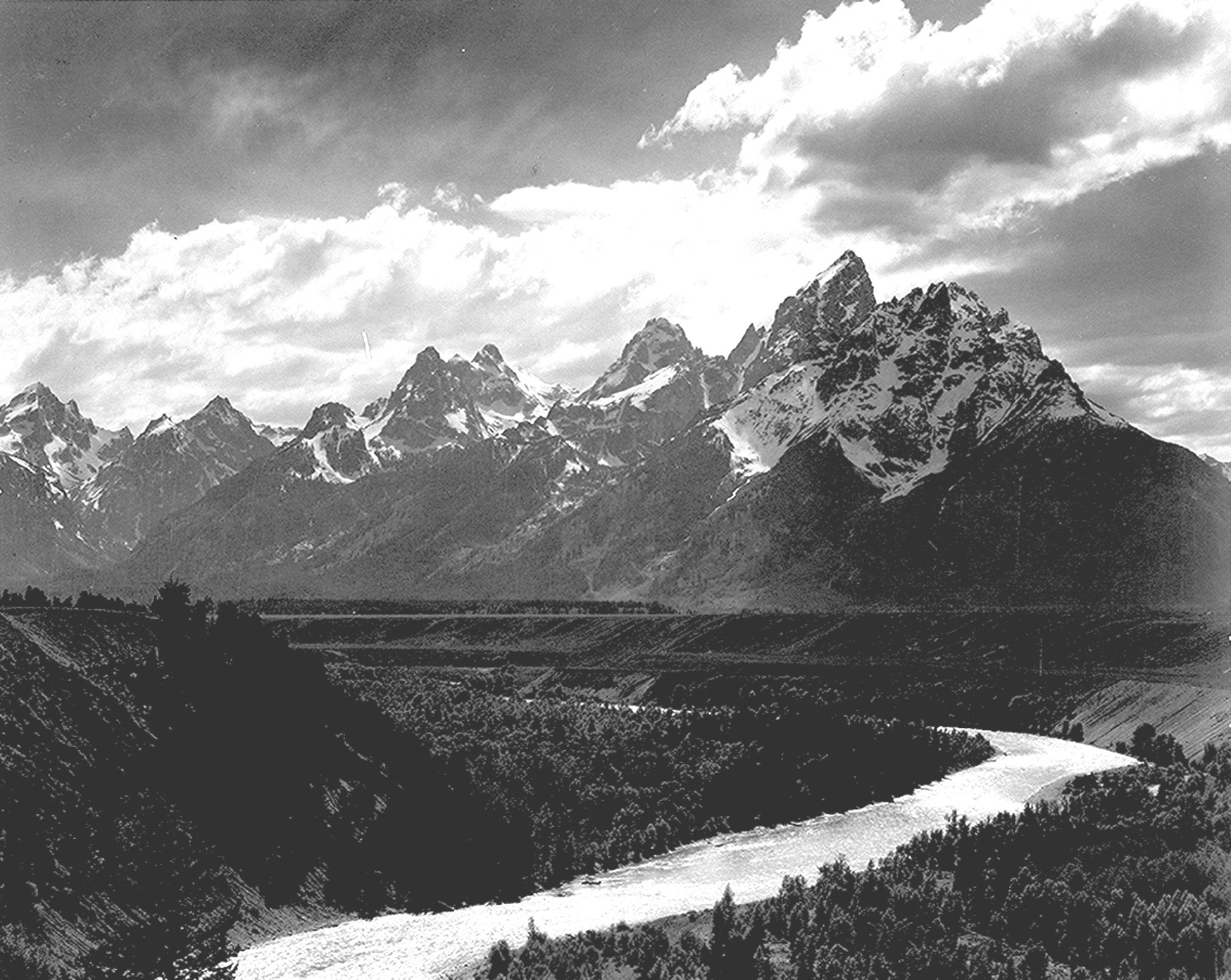 Ansel Adams Photographer and Environmentalist Art Blart legacy