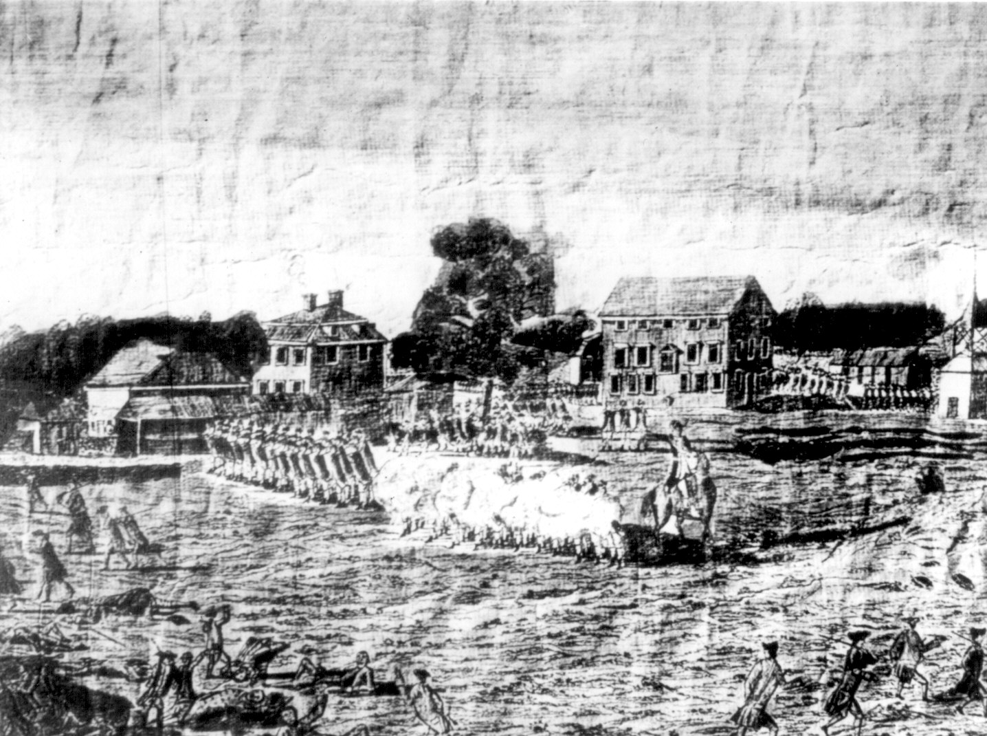 Battle of Connecticut Farms - Wikipedia