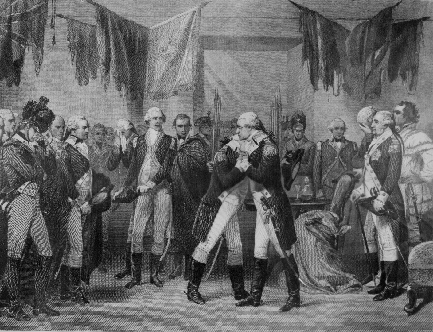 pictures of the revolutionary war national archives