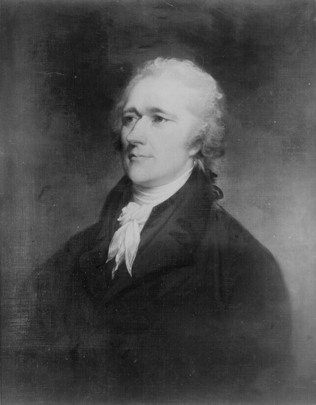 alexander hamilton  1755