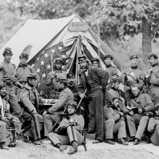 Engineers of the 8th N.Y. State Militia, 1861
