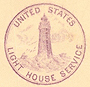 US Lighthouse Service Logo
