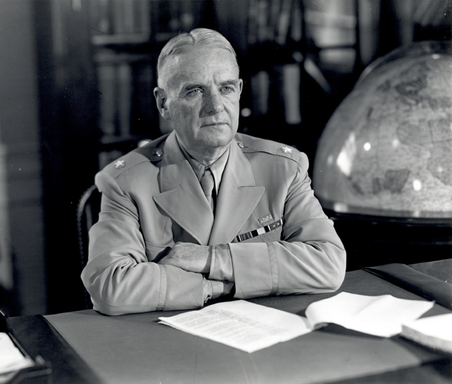 William Joseph ('Wild Bill') Donovan, Head of the OSS (ARC 6851006)