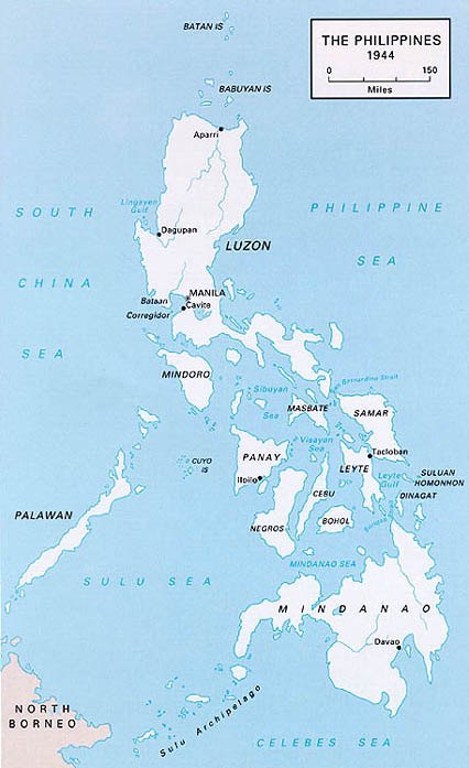Maps National Archives - Maps of the philippines