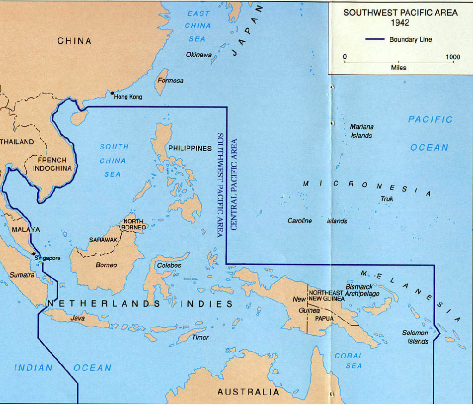 Maps | National Archives Philipines Map on
