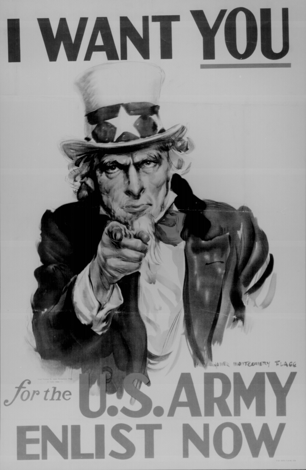 i want you for the u s army