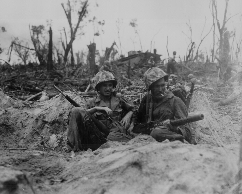 World War 2 Marines