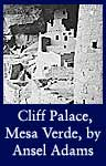 Cliff Palace, Mesa Verde National Park, Colorado (Vertical Orientation), 1933-1942 (National Archives Identifier 519942)