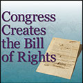 U.S. National Archives Congress Creates the Bill of Rights App- Android