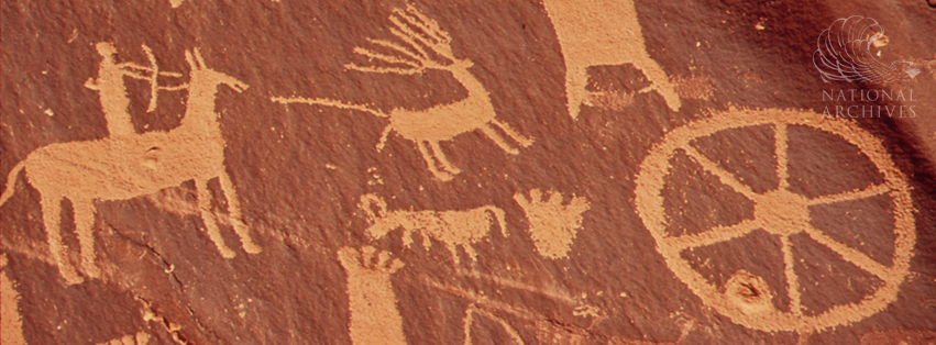 Facebook Banner - Ancient Petroglyphs