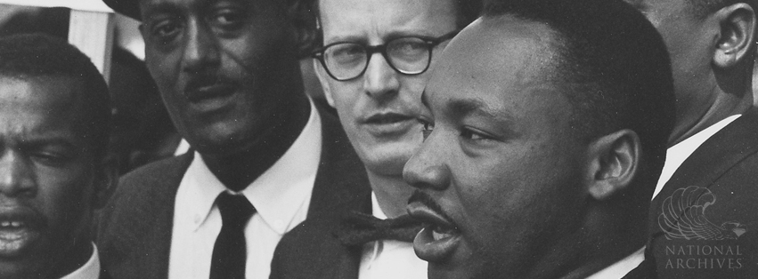 Facebook Banner - Martin Luther King