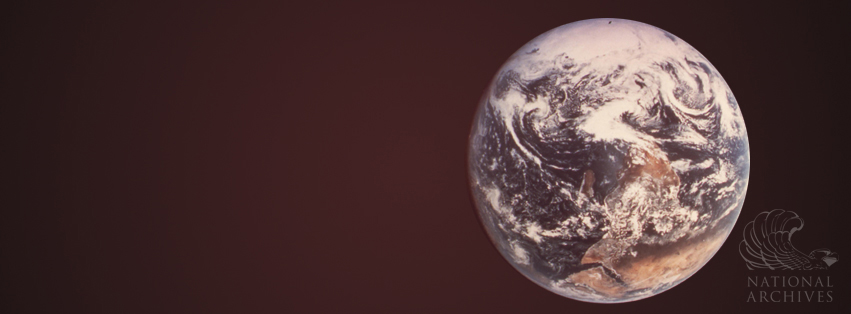 Facebook Banner - Earth