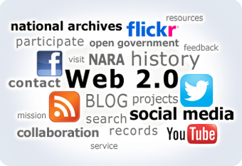 Social Media at The National Archives