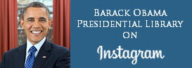 Barack Obama Presidential Library on Instagram