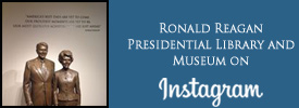 Ronald Reagan Presidential Library and Museum Instagram