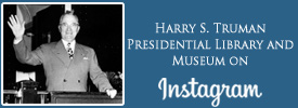 Harry S. Truman Presidential Library and Museum Instagram
