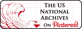 Follow the National Archives on Pinterest