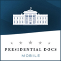 U.S. National Archives PresDocs App