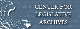Center for Legislative Archives Tumblelog