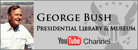 The George Bush Presidential Library YouTube Channel
