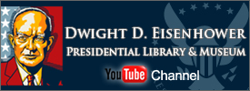 The Dwight D. Eisenhower Presidential Library YouTube Channel