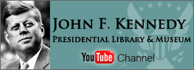 The John F. Kennedy Presidential Library YouTube Channel