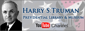 The Harry S. Truman Presidential Library YouTube Channel