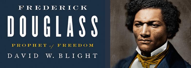 Frederick Douglass biography